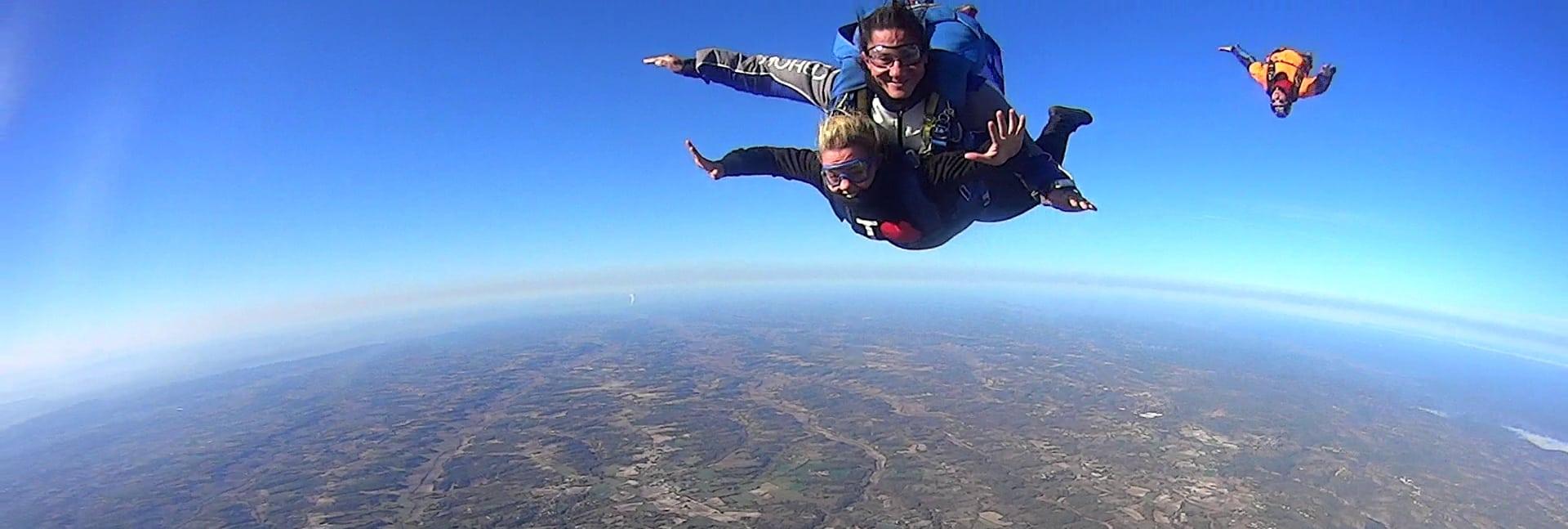Tandem2 medialot - Saut en parachute nevers ...