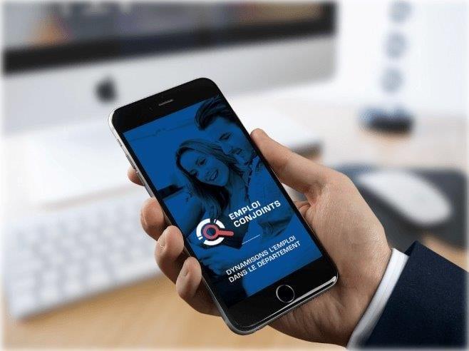 L application web et mobile pour l emploi des conjoints lanc e par la chambre de commerce du lot - Recrutement chambre de commerce ...
