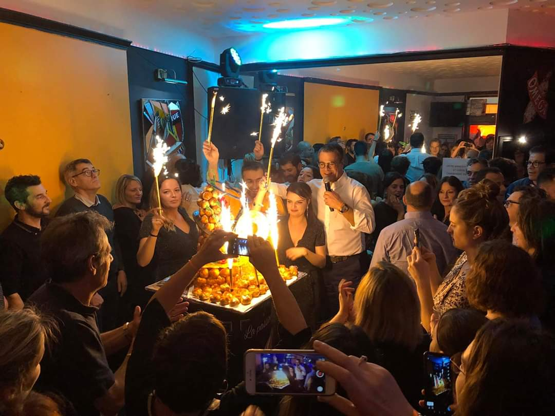 Cahors : Anniversaire de feu au Coin des Halles - Medialot