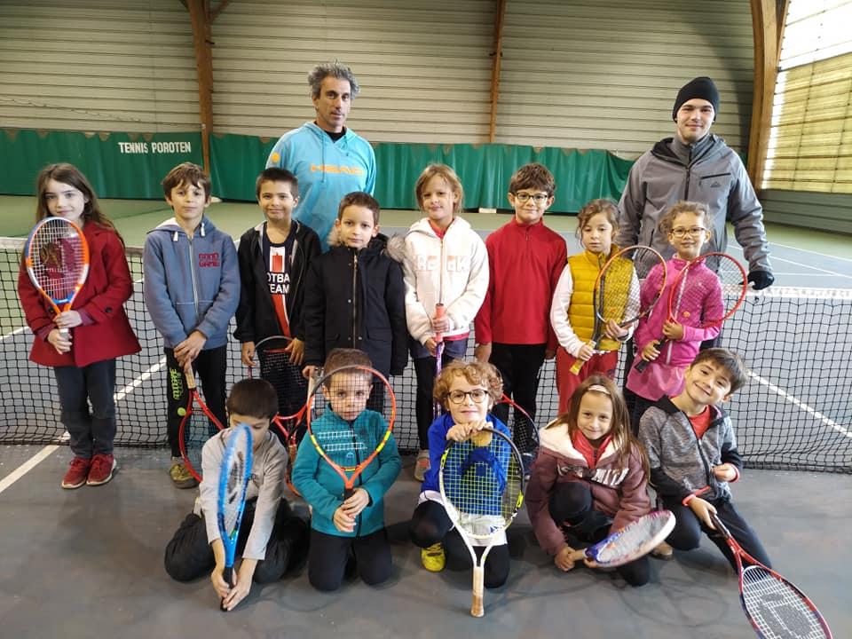 Tennis Club de Cahors : Des matchs pour petits et grands - Medialot