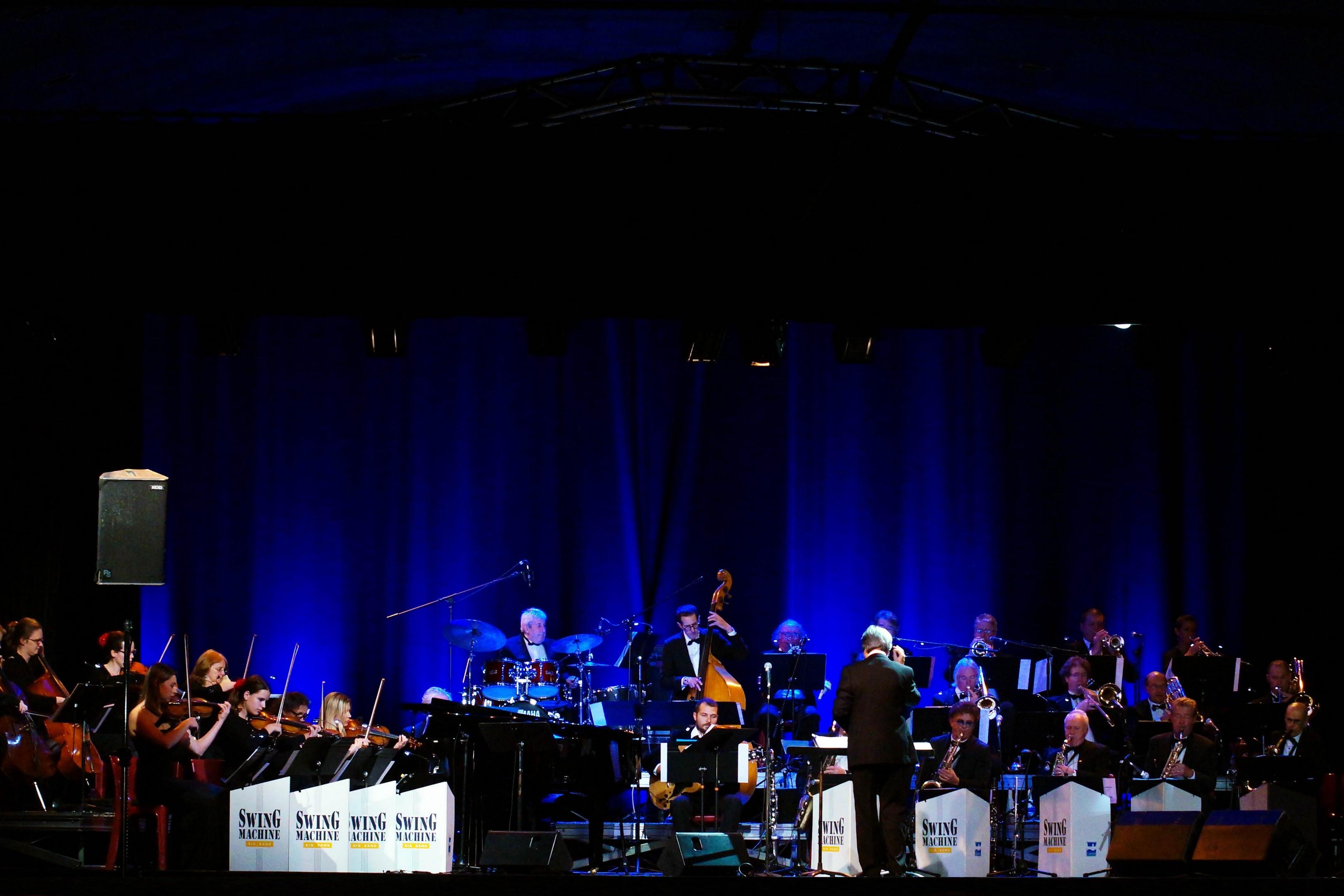 Cahors : Concert hommage à Gershwin du Swing Machine Big Band - Medialot