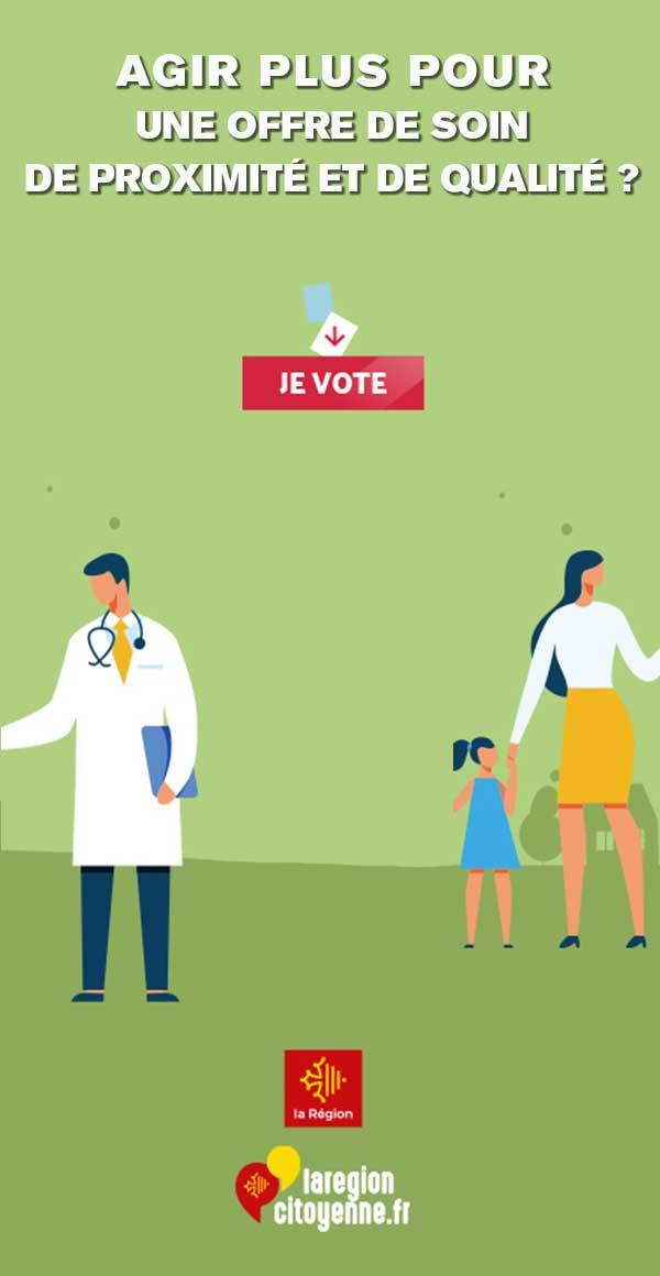 Voter pour les oins en région Occitanie